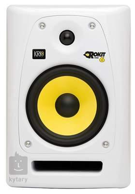 KRK Rokit 6G3 White Aktivní studiový monitor