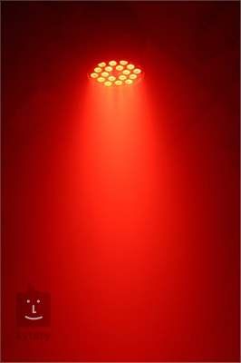 BEAMZ Led par 64 RGBW 36x3W LED reflektor