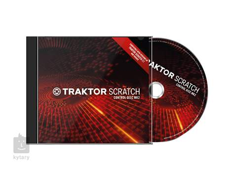 NATIVE INSTRUMENTS Control CD MK2  Timecode CD pro Traktor PRO/DUO