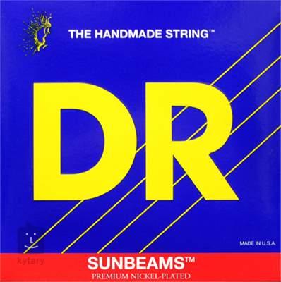 DR NMR6-30 Struny pro šestistrunnou baskytaru