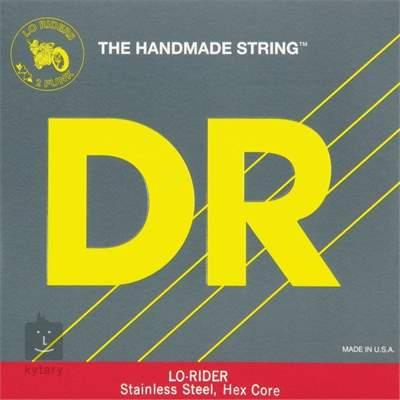 DR MH6-30-125 Struny pro šestistrunnou baskytaru