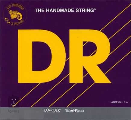 DR NMH6-30 Struny pro šestistrunnou baskytaru
