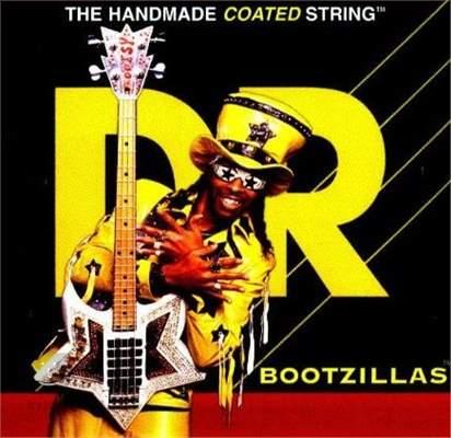 DR BZ-50 Struny pro baskytaru