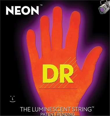 DR NOB5-45 Struny pro pětistrunnou baskytaru
