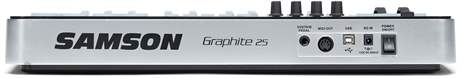 SAMSON Graphite 25 USB/MIDI keyboard