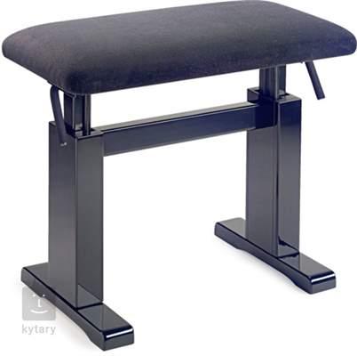 STAGG PBH 780 BKP VBK Hydraulická klavírní stolička