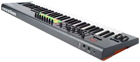 NOVATION Launchkey 61 USB/MIDI keyboard