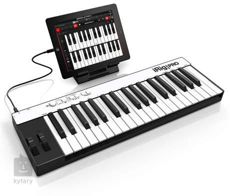 IK MULTIMEDIA iRig Keys PRO + SampleTank 3 USB/MIDI keyboard