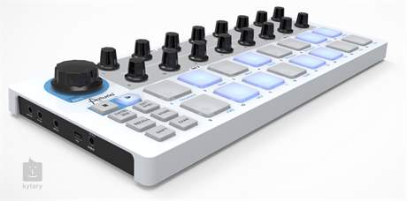ARTURIA Beat Step USB/MIDI kontroler, sekvencer