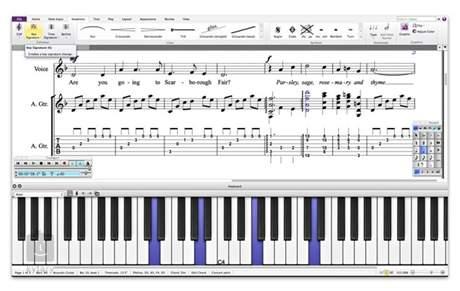 AVID Sibelius First 8 Software