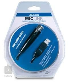 ALESIS Miclink USB převodník