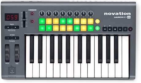 NOVATION Launchkey 25 USB/MIDI keyboard