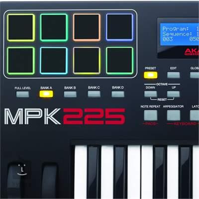 AKAI MPK 225 USB/MIDI keyboard