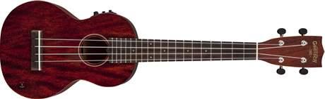 GRETSCH G9110-L Concert Long-Neck A.E. Ukulele Elektroakustické ukulele