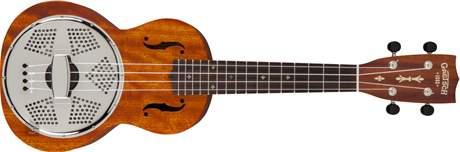 GRETSCH G9112 Resonator-Ukulele Akustické ukulele