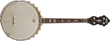 GRETSCH G9480 Laydie Belle 17 Fret Irish Tenor Banjo Tenorové banjo