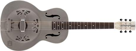 GRETSCH G9201 Honey Dipper Metal Resonator Guitar Akustický resonator