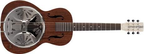 GRETSCH G9200 Boxcar Standard Resonator Guitar Akustický resonator