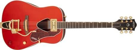 GRETSCH G5034TFT Rancher Elektroakustická kytara