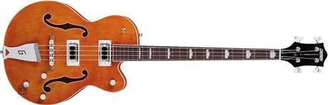 GRETSCH G5440LSB Electromatic Hollow Body OR Semiakustická baskytara