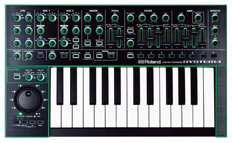 ROLAND SYSTEM-1 Syntezátor
