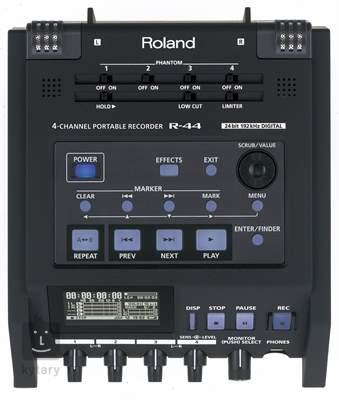 ROLAND R-44E Multistopý rekordér