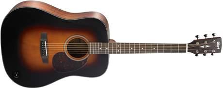 CORT Earth 300VF SB Elektroakustická kytara