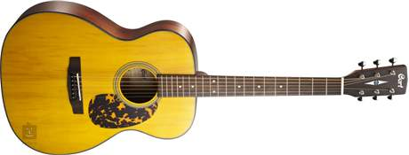 CORT L 300VF NAT Elektroakustická kytara