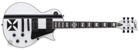 ESP LTD IRON CROSS SW Elektrická kytara