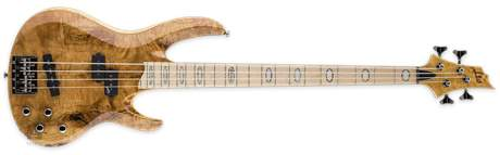 ESP LTD RB-1004 BM HN Elektrická baskytara