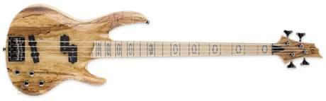 ESP LTD RB-1004 SM NAT Elektrická baskytara