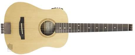 TRAVELER GUITAR Traveler Acoustic AG-105 EQ Cestovní kytara