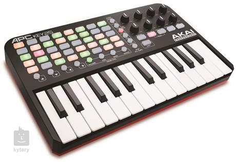 AKAI APC Key 25 USB/MIDI keyboard