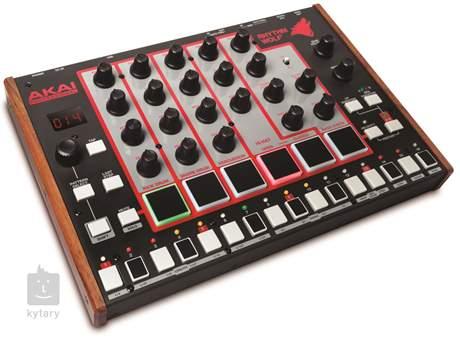 AKAI Rhythm Wolf Bicí syntezátor, sekvencer