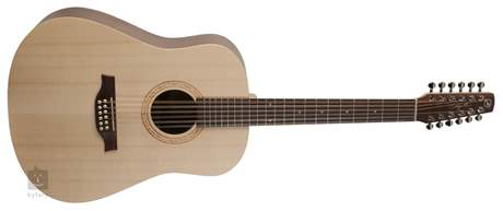 SEAGULL Walnut 12 Dvanáctistrunná akustická kytara