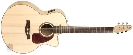 SEAGULL Heart of Wild Cherry CW Mini Jumbo SG T35 Elektroakustická kytara