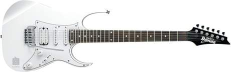 IBANEZ GRG 140 WH Elektrická kytara
