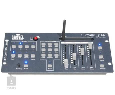 CHAUVET OBEY 4 D-FI2.4  (rozbalené) DMX kontroler