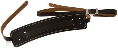 FENDER Standard Vintage Style Strap, Black Kytarový popruh