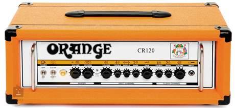 ORANGE Crush Pro CR120H Kytarový tranzistorový zesilovač