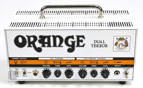 ORANGE Dual Terror Kytarový lampový zesilovač