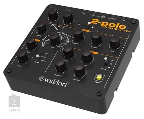 WALDORF 2-Pole Analogový filtr, efektový procesor