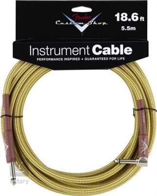 FENDER Instrument 18.6' Tweed lomený Nástrojový kabel