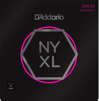 D'ADDARIO NYXL0942 Struny pro elektrickou kytaru