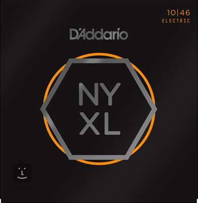 D'ADDARIO NYXL1046 Struny pro elektrickou kytaru