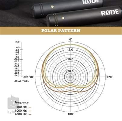 RODE M5 Matched Pair stereo Kondenzátorový mikrofon - Stereo pár