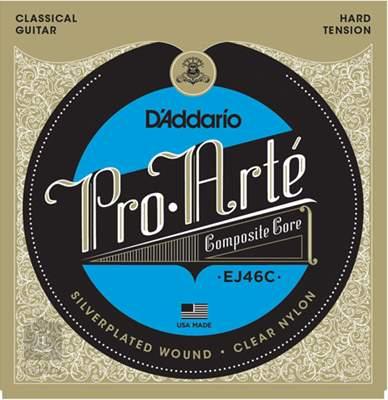 D'ADDARIO EJ46C Nylonové struny pro klasickou kytaru