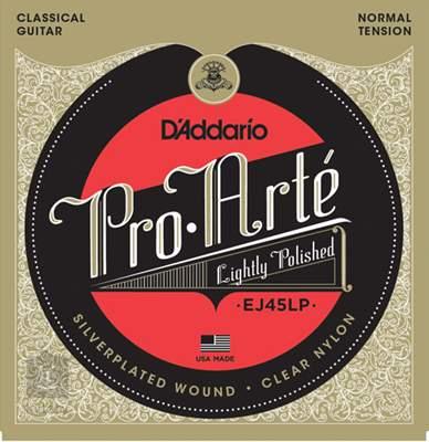 D'ADDARIO EJ45LP Nylonové struny pro klasickou kytaru