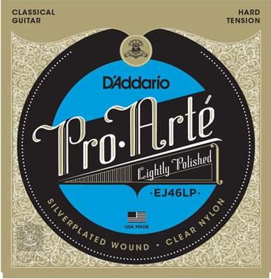 D'ADDARIO EJ46LP Nylonové struny pro klasickou kytaru