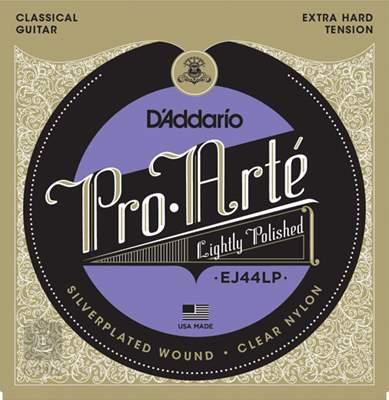 D'ADDARIO EJ44LP Nylonové struny pro klasickou kytaru